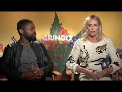Gringo || David Oyelowo And Charlize Theron  Generic Junket Interviews  || SocialNews.XYZ