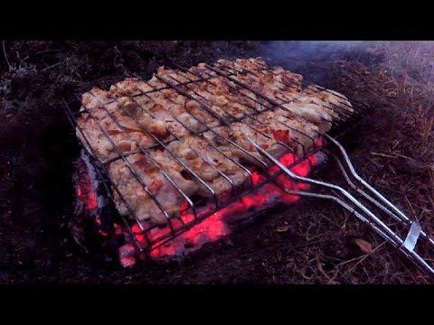 🍗🔥 Шашлык - машлык из курицы   Рецепт маринада шашлыка