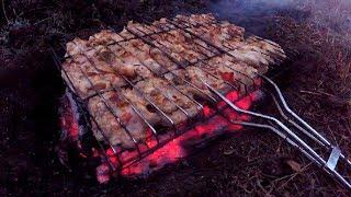 Шашлык - машлык из курицы | Рецепт маринада шашлыка