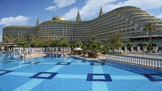 Delphin Imperial Luxury Resort Hotel