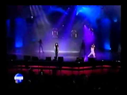 2 unlimited - Do What's Good For MeLive Chile '96