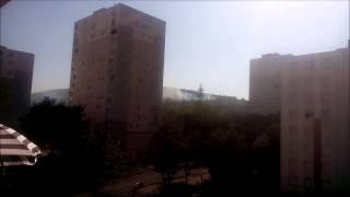 [Clermont-Ferrand] Incendie sur les hauteurs de Chanturgues 07 Août 2015