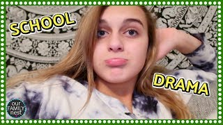 DRAMA AT SCHOOL & LYING ABOUT HIS BROKEN iPHONE!