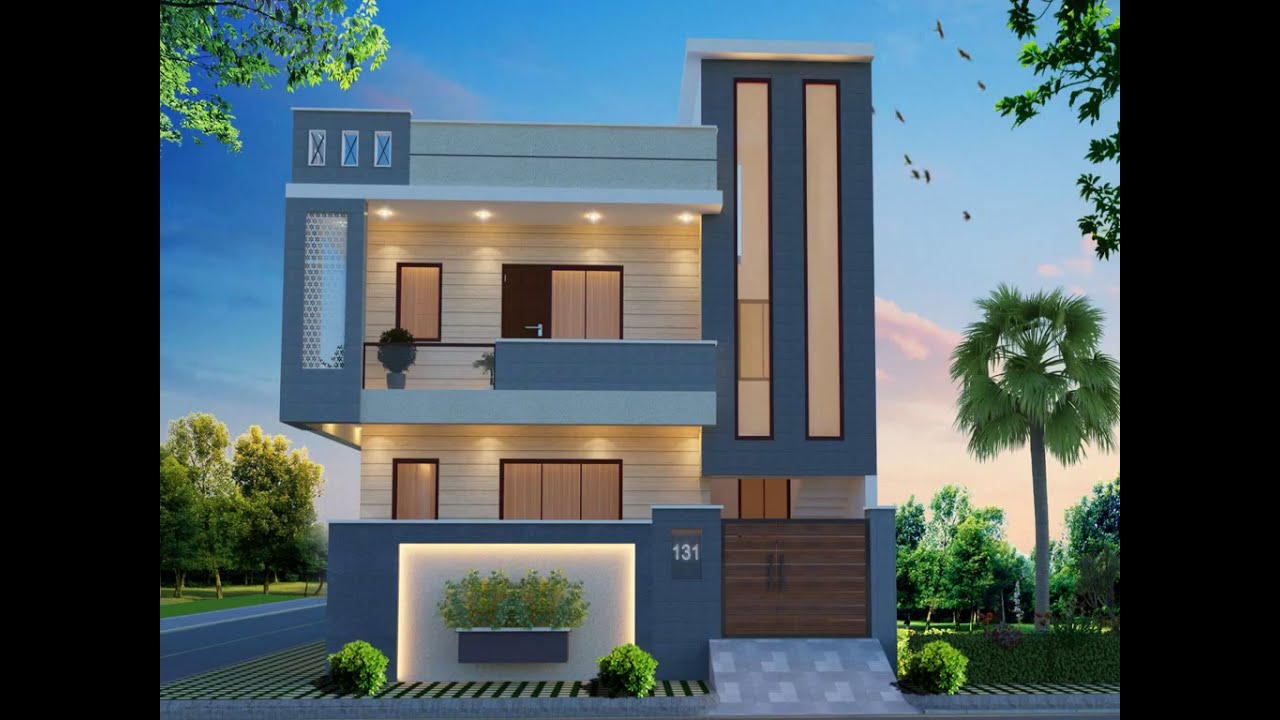 maxresdefault - Get Small House House Front Elevation Tiles Designs Pictures