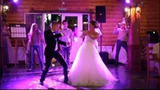 Свадебный танец Грязные танцы и Триллер