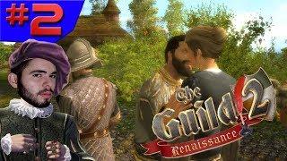 O CASAMENTO HUMILDE!!! - The Guild 2 Renaissance #2 - (Gameplay/PC/PT-BR) HD