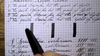 Inkcyclopedia: Montblanc Albert Einstein