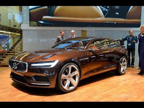 2014 Volvo Concept Estate Youtube