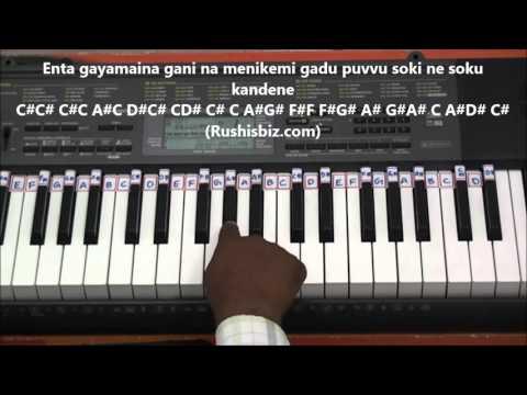 Priyatama Neevachata Kusalama (Piano Tutorials)