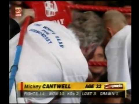 Mickey Cantwell vs Keith Knox