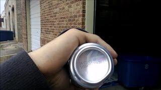 JUSTIN DRINKS ANYTHING -- EXPIRED REDBULL