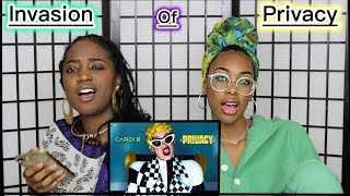 CARDI B - INVASION OF PRIVACY [FULL  ALBUM]🔥🔥REACTION + REVIEW