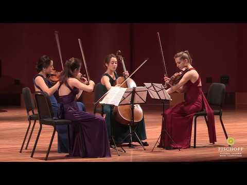 Bartók: String Quartet No. 4, Movement V, Allegro molto