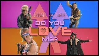 Escape The Fate - Do You Love Me? (Official Music Video)