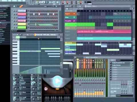 Damian Marley Ft. Nas( Leaders) FL Studio Remake