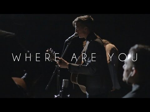 The Moderates - Where Are You (Acoustic) [Official]