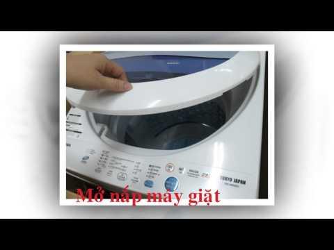 Cách sử dụng máy giặt tại gia