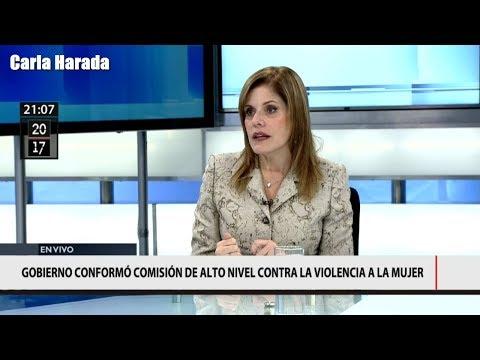 Premier Mercedes Aráoz y la conformación de la Comisión de Alto Nivel en Defensa de la Mujer