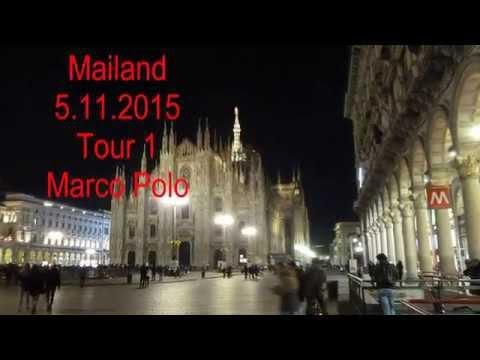 Mailand Milano November 2015