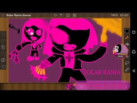 Solar Rania theme