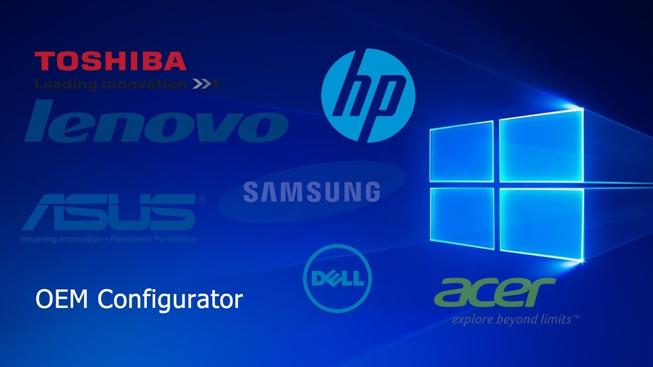 How To Change The Oem Logo On Windows 10
