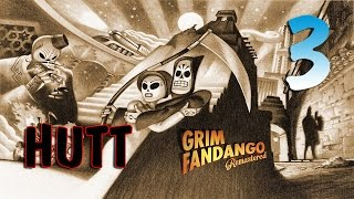 Grim Fandango Remastered. #3. Viva la Revolution.