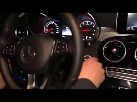 Download PKW mit Automatik fahren KFZ Mercedes Benz C-Klasse Automatik Getriebe Anleitung