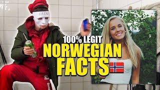 EMH - 100% LEGIT NORWEGIAN FACTS