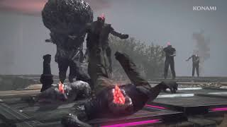 Metal Gear Survive — трейлер кооператива