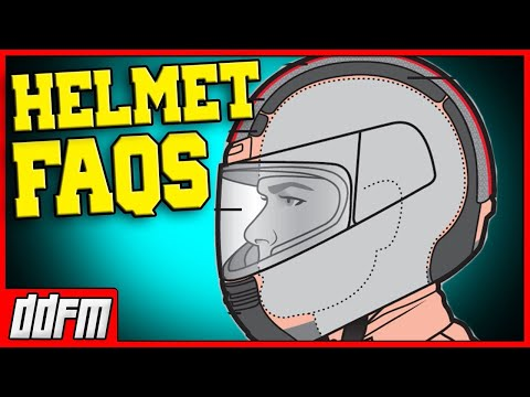 The Real Truth About Motorcycle Helmets