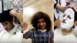 المضيوم صار لبناني بعد عملية التجميل!شوفو وش صار 😱