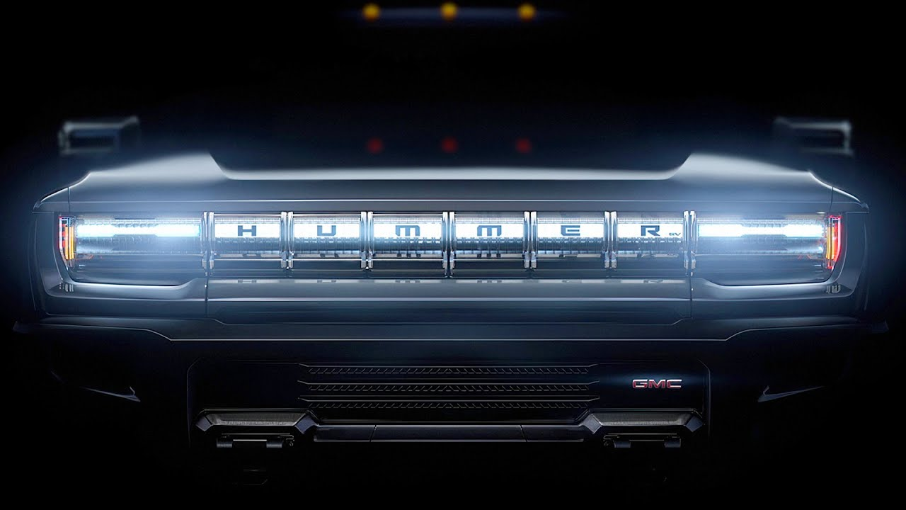 2022 Gmc Hummer Is Coming Soon Super Bowl Commercial Quiet