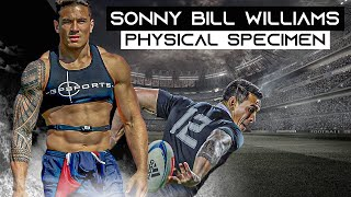 A Physical Specimen Rugby Player | Sonny Bill Williams Big Hits, Offloads And Trys