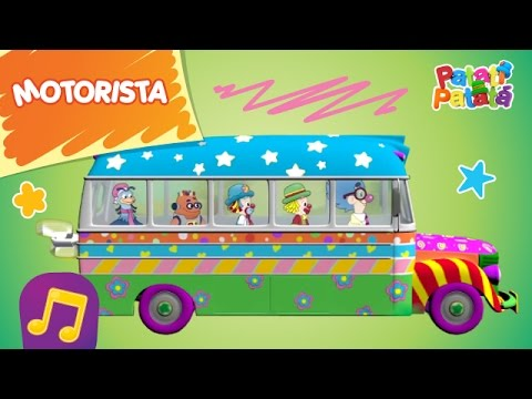 Patati Patatá - Motorista (DVD O Melhor da Pré-escola)