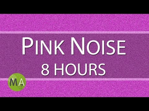 Pink Noise 8 Hours, for Relaxation, Sleep, Studying and Tinnitus