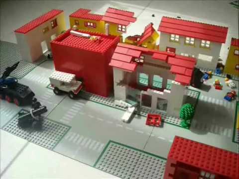 Lego Krieg Youtube