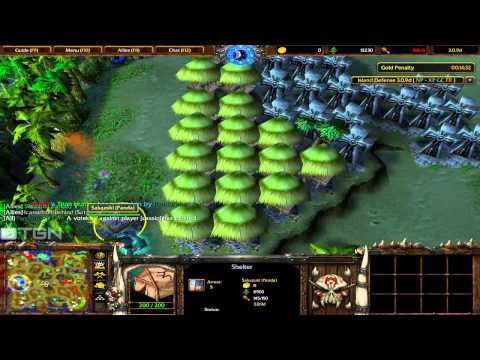 Warcraft 3 custom maps 3# Island Defense