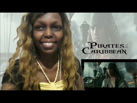 PIRATES OF THE CARIBBEAN: DEAD MEN TELL NO TALES Official Trailer #3 REACTION.