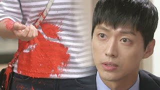 Minah gets hit in cloth with paint and Nam Goong Min gets angry! 《Beautiful Gong Shim》 미녀 공심이 EP10