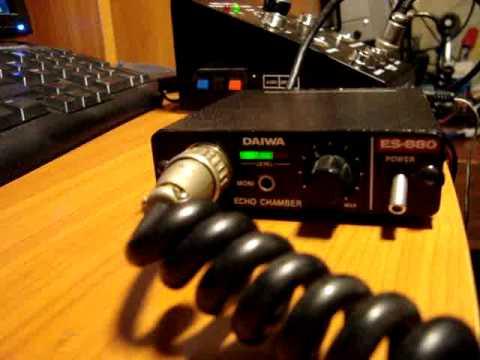 CB Camera Eco Echobox Echo Chamber es 880 daiwa