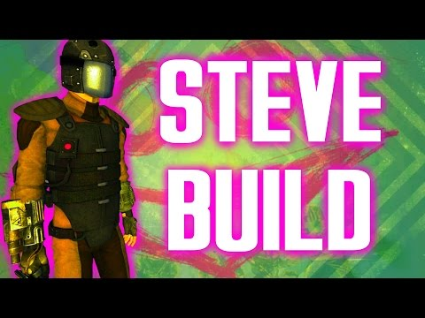 Fallout New Vegas Builds - The Steve - Suicide Squad Build