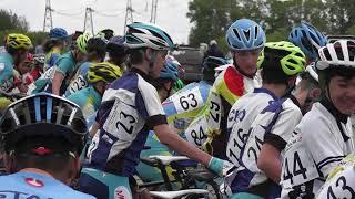 петропавловск велоспорт 2018 1 день 70 км группа финиш