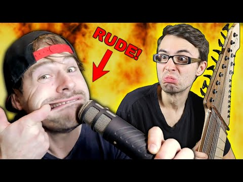 Reacting to Jared Dines Diss Track (REBUTTAL DISS TRACK)