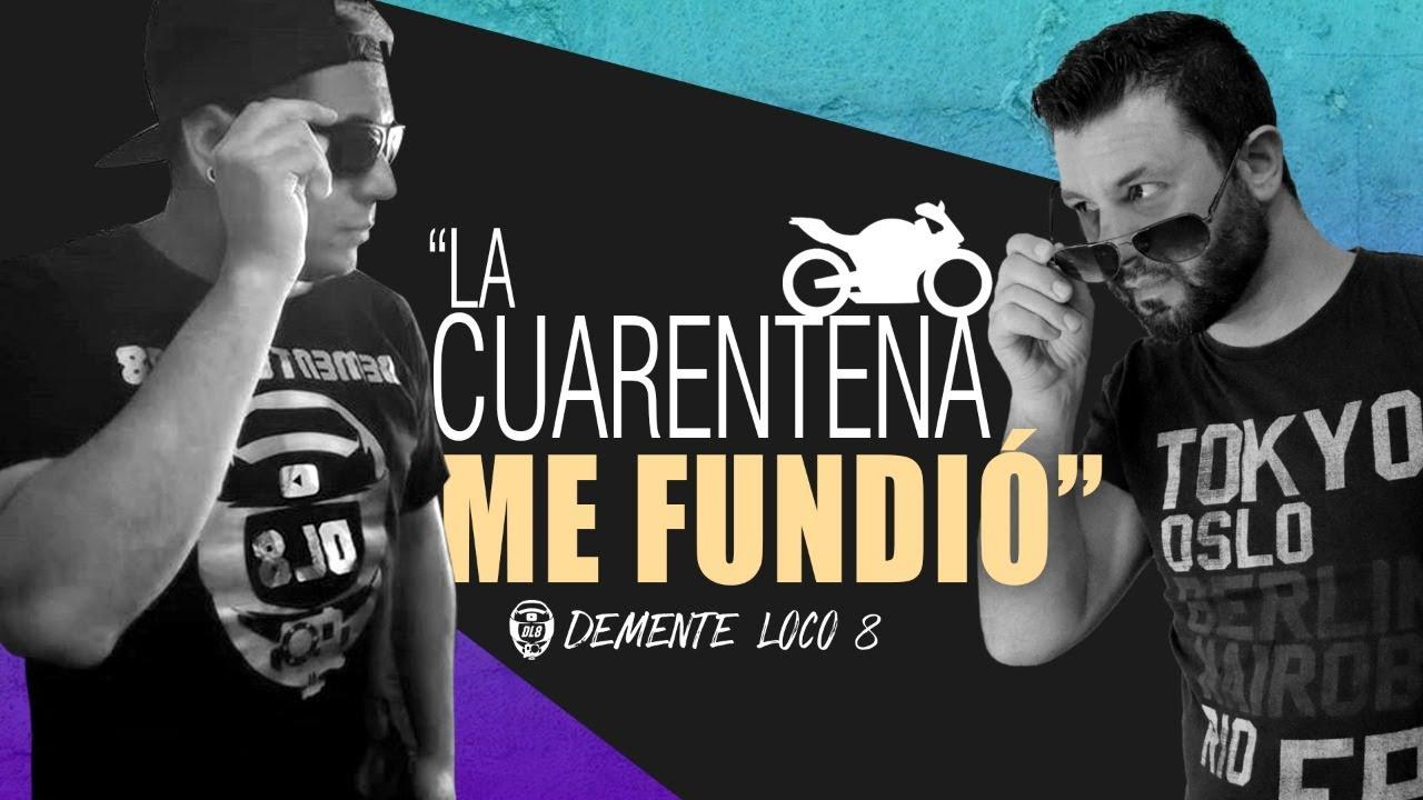 La Cuarentena Me Dejó sin Trabajo | Entrevista a @Demente Loco 8