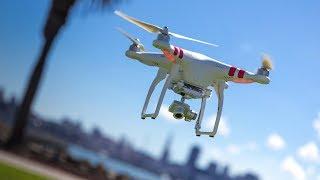 Использование дронов в бизнесе