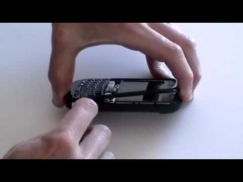 Blackberry Curve 8520 Take Apart & LCD Screen Repair