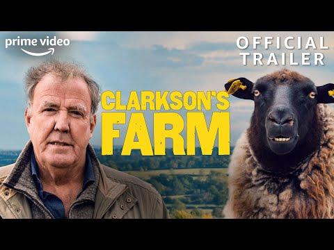 Clarkson's Farm | Official Trailer | The Grand Tour
