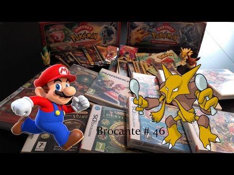 Brocante # 46 - Un Joli Lot de DS et 3DS !