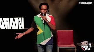 Kedny Silva - Pique Esconde - Stand Up Comedy