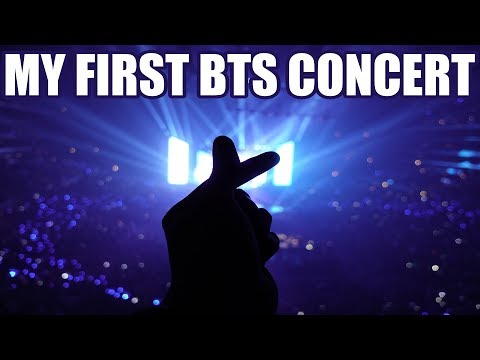 My First BTS Concert! LA, LOVE YOURSELF WORLD TOUR 2018 |BTS improved their ENGLISH! 방탄소년단 HD fancam